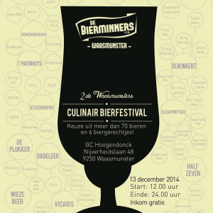 waasmunsters bierfestival 2014