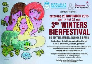 winters bierfestival Vichte